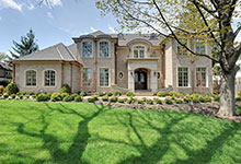 1620-Meadow-Glenview - House Front - Globex Developments Custom Homes