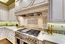 1620-Meadow-Glenview - Kitchen-Backsplash - Glenview Haus Gallery