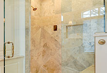 1620-Meadow-Glenview - Master Shower Entry - Globex Developments Custom Homes