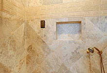 1620-Meadow-Glenview - Master Shower - Globex Developments Custom Homes