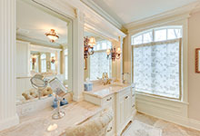 1620-Meadow-Glenview - Master Bathroom Vanity - Globex Developments Custom Homes