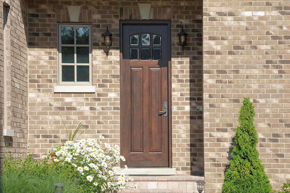 1924 Alexandria Ct Northbrook   Garage Entry Door   Globex Developments