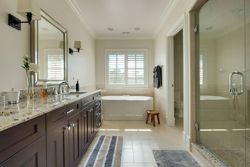 1924-Alexandria-Ct-Northbrook - Master-Bathroom - Globex Developments Custom Homes