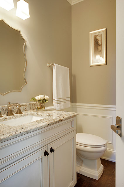1924-Alexandria-Ct-Northbrook - Powder-Room - Globex Developments Custom Homes