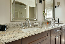 1924-Alexandria-Ct-Northbrook - Master Bathroom Cabinets - Globex Developments Custom Homes