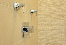 1924-Alexandria-Ct-Northbrook - Master Bathroom Shower Hardware - Globex Developments Custom Homes