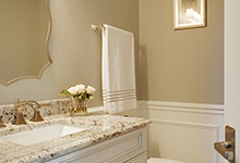 1924-Alexandria-Ct-Northbrook - Powder Room - Globex Developments Custom Homes