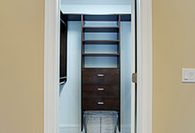 1929-Palmgren-Glenview - Bedroom Closet - Globex Developments Custom Homes