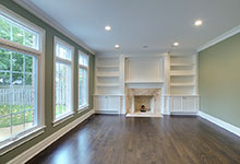 1929-Palmgren-Glenview - Family Room - Globex Developments Custom Homes