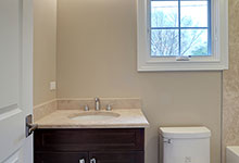 1929-Palmgren-Glenview - Guest Bathroom - Globex Developments Custom Homes