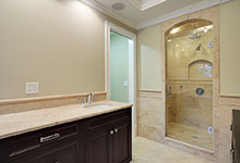 1929-Palmgren-Glenview - Master Bathroom - Globex Developments Custom Homes