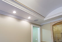 1929-Palmgren-Glenview - Masterbath Ceiling Detail - Globex Developments Custom Homes