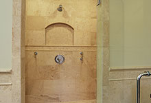 1929-Palmgren-Glenview - Masterbath Shower - Globex Developments Custom Homes