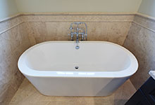 1929-Palmgren-Glenview - Masterbath Tub Detail - Globex Developments Custom Homes