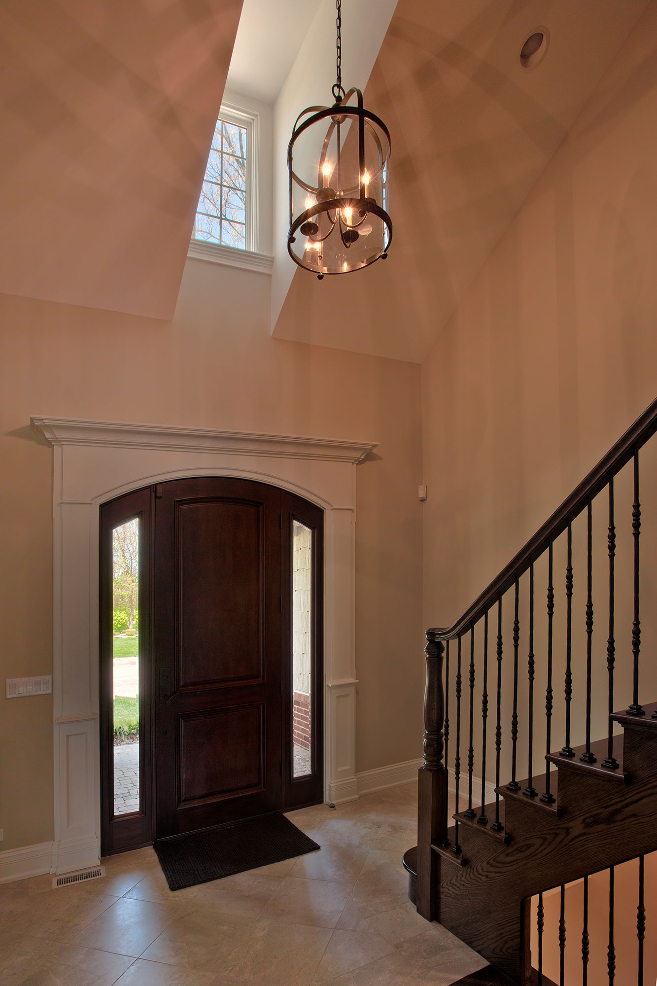Door | New Custom Homes | Globex Developments, Inc  - Custom