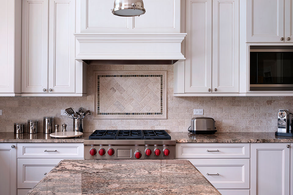 1939-Linneman - Kitchen-Backsplash - Globex Developments Custom Homes