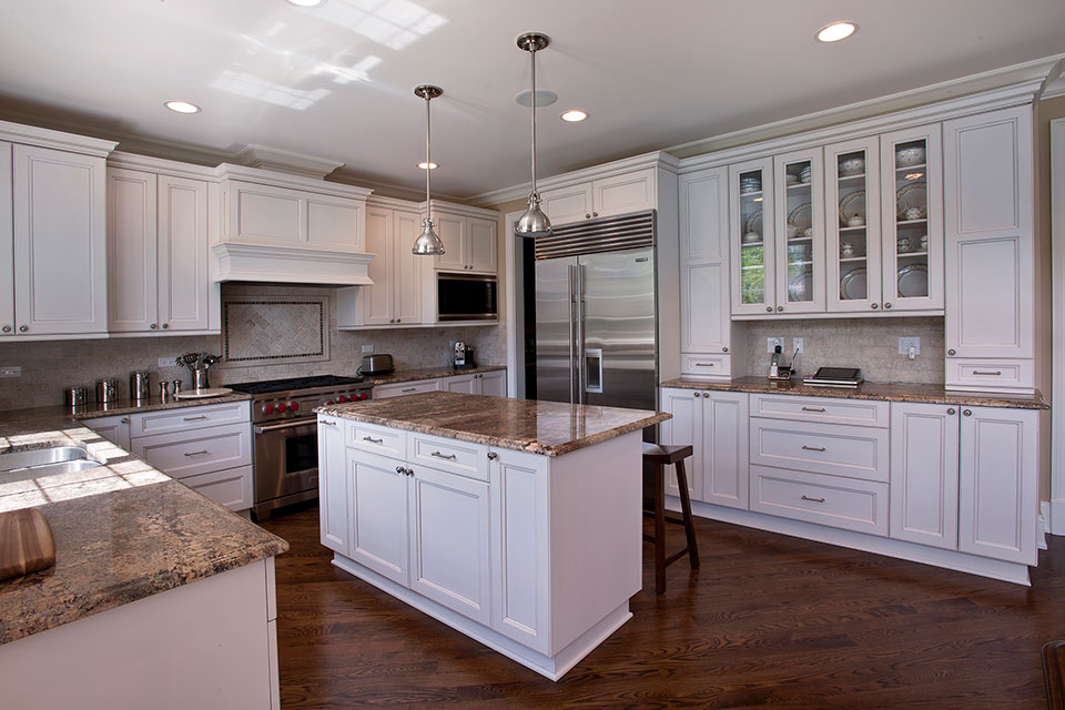 1939-Linneman - Kitchen - Globex Developments Custom Homes