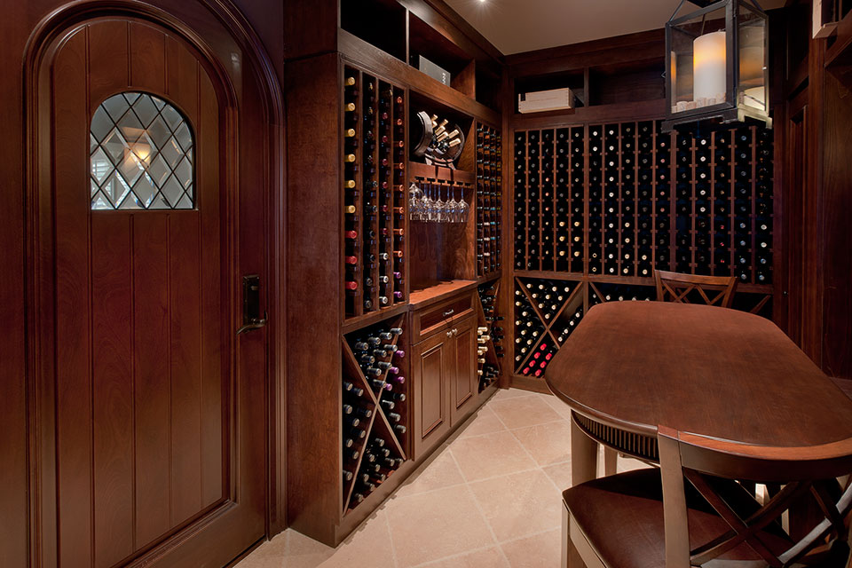 Custom Wine Cellar -  Linneman St. Glenview, Glenview Haus Photo Gallery, Chicago 29