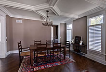 1939-Linneman - Dining Room - Globex Developments Custom Homes