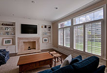 1939-Linneman - Family Room - Globex Developments Custom Homes