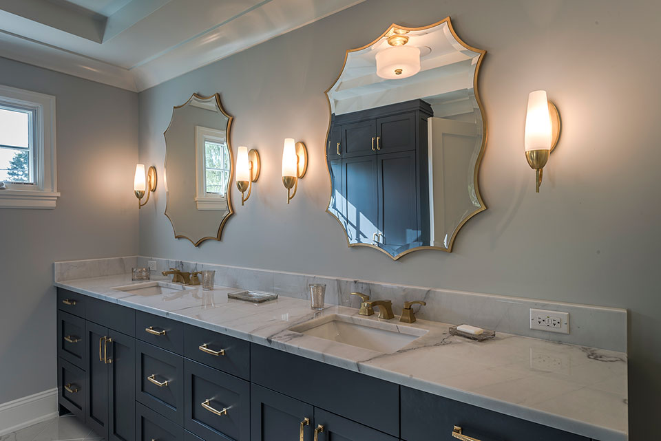 1943-Glen-Oak-Glenview - Master-Bathroom-Vanity-CloseUp - Globex Developments Custom Homes