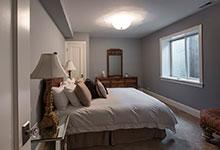 1943-Glen-Oak-Glenview - Basement Bedroom - Globex Developments Custom Homes
