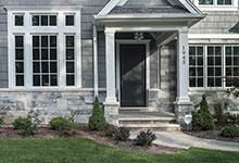 1943-Glen-Oak-Glenview - Front Door - Globex Developments Custom Homes
