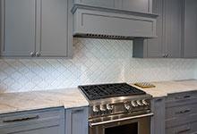 1943-Glen-Oak-Glenview - Kitchen Backsplash - Globex Developments Custom Homes