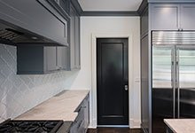 1943-Glen-Oak-Glenview - Kitchen Interior Door - Globex Developments Custom Homes