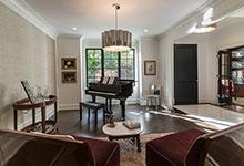 1943-Glen-Oak-Glenview - Living Room - Globex Developments Custom Homes