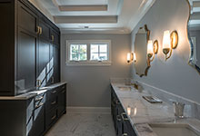 1943-Glen-Oak-Glenview - Master Bathroom Furniture - Globex Developments Custom Homes