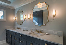 1943-Glen-Oak-Glenview - Master Bathroom Vanity - Globex Developments Custom Homes