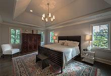 1943-Glen-Oak-Glenview - Master Bedroom - Globex Developments Custom Homes