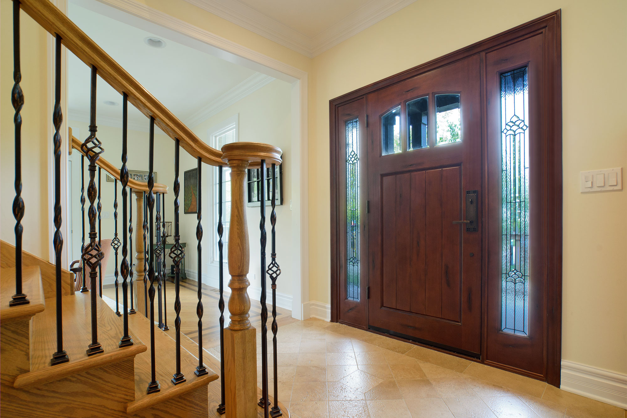 2203 Glenview   Entry Door   Globex Developments Custom Homes. Entry Door  #2542203 Glenview