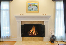 2203-Glenview - Fireplace - Globex Developments Custom Homes