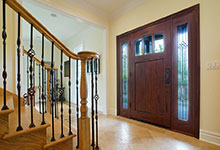 2203-Glenview - Entry Door - Globex Developments Custom Homes