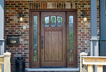2203-Glenview - Entry Doors - Globex Developments Custom Homes