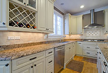 2203-Glenview - Kitchen Cabinets - Globex Developments Custom Homes