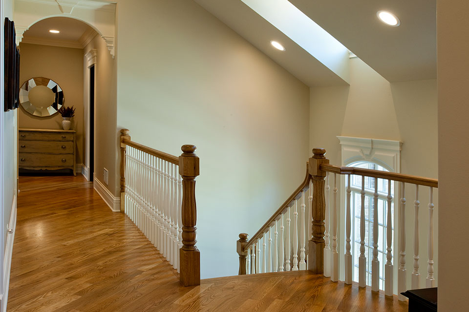 2303-Henly - Stairs-SecondFloor - Globex Developments Custom Homes