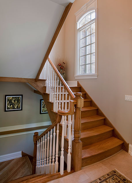 2303-Henly - Stairs - Globex Developments Custom Homes