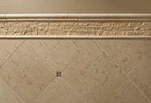 2303-Henly - Powder Room Detail - Globex Developments Custom Homes