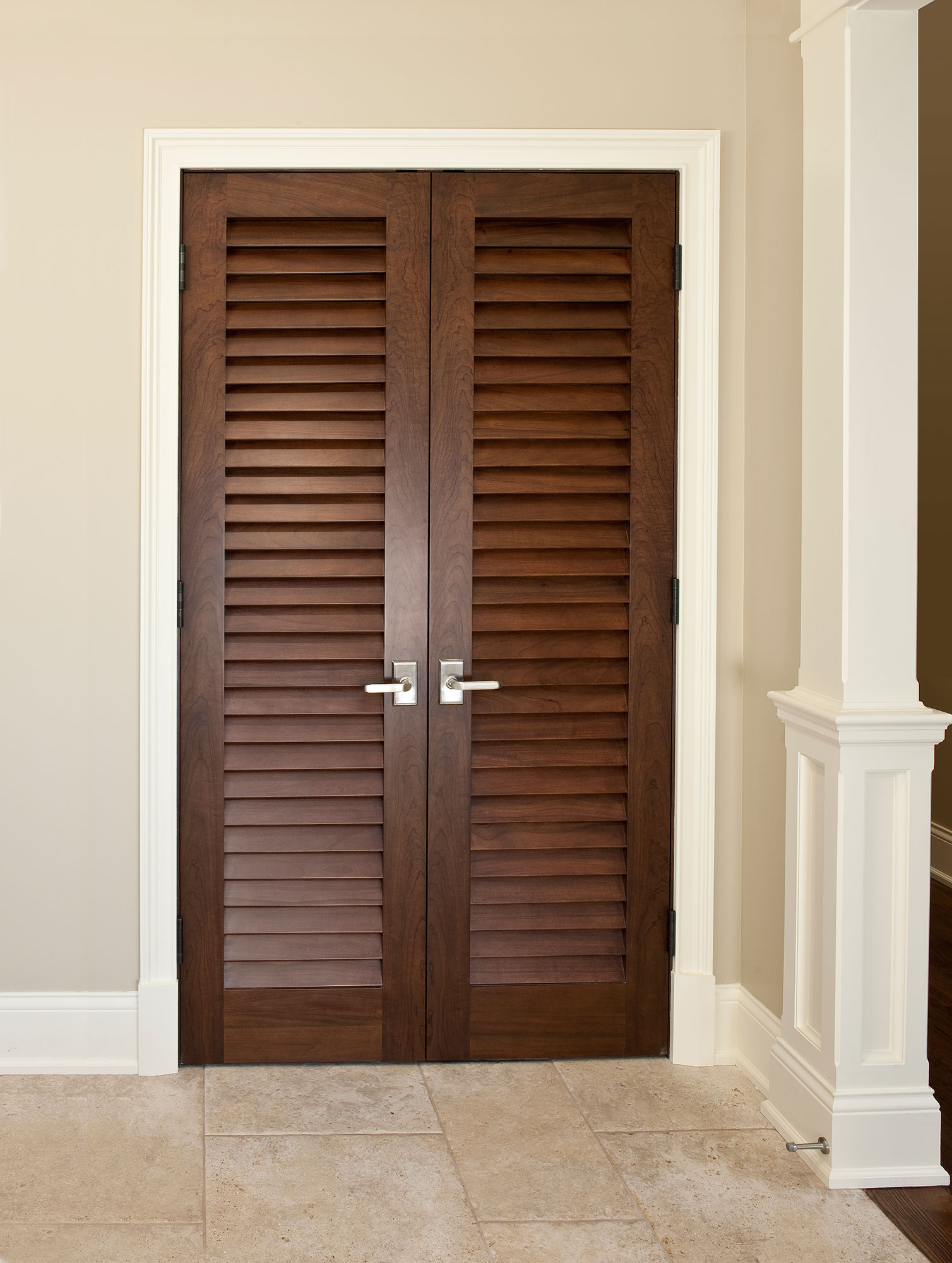 Custom Closet Door Make Rooms Contemporary And Modern