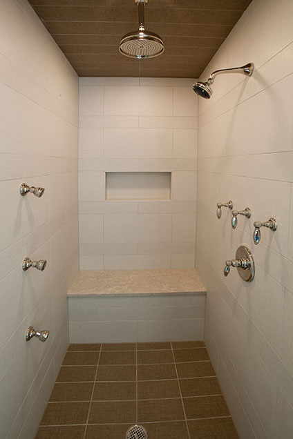 2315-Dewes - MasterBathroom-Shower - Globex Developments Custom Homes