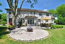 2315-Dewes - Backyard - Globex Developments Custom Homes