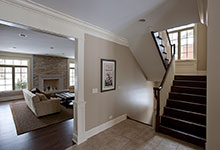 2315-Dewes - Staircase - Globex Developments Custom Homes