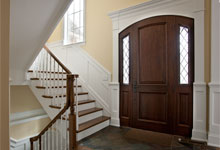 2340-Dewes - FrontEntryDoor-Interior - Globex Developments Custom Homes