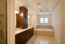 2340-Dewes - MasterBathroom - Globex Developments Custom Homes