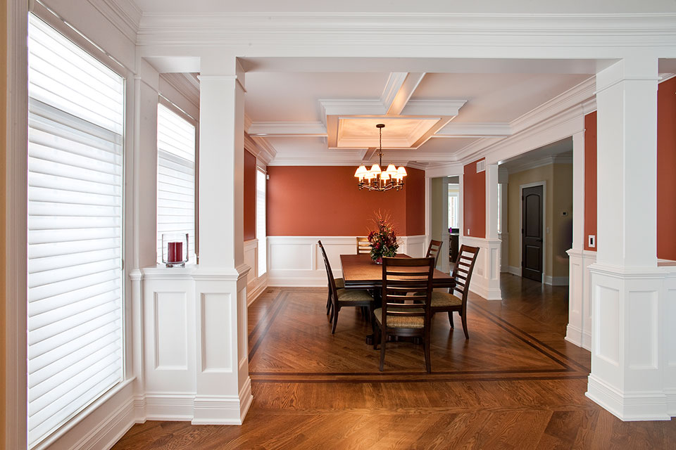 2340-Dewes - DiningRoom - Globex Developments Custom Homes