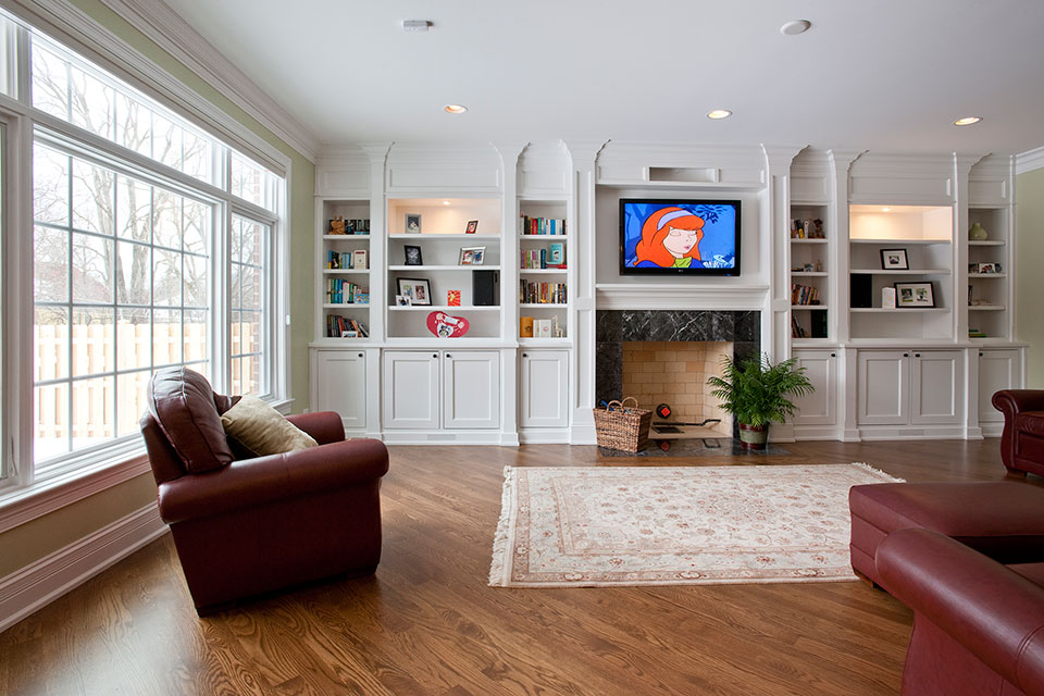 2340-Dewes - FamilyRoom - Globex Developments Custom Homes