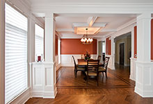 2340-Dewes - Dining Room - Globex Developments Custom Homes